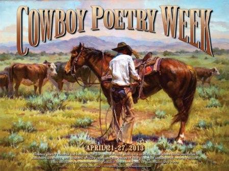 Cowboy Poetry Week