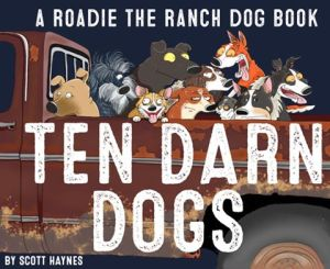 Roadie the Ranch Dog