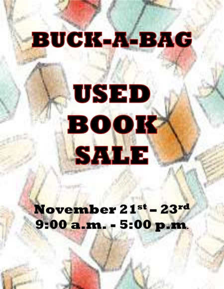 buck-a-bag-used-book-sale
