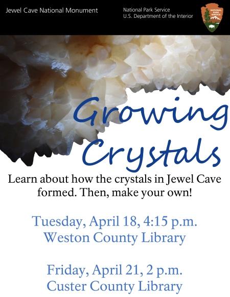 Jewel Cave Crystals