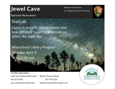 Newcastle Programs StarLab